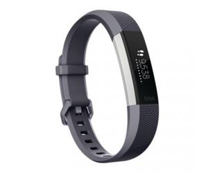 Išmanusis laikrodis Fitbit Alta HR Blue Gray L