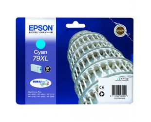 Rašalo kasetė Epson 79XL C13T79024010jet, Cyan