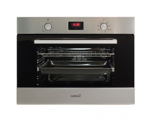 Orkaitė CATA CMD 5008 X Oven, 40 L, Stainless steel, AquaSmart cleaning system, Push pull, Height 46 cm, Width 60 cm