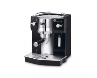 Kavos aparatas Delonghi Coffee maker EC 820.B Pump pressure 15 bar, Semi-automatic, 1450 W, Black