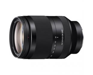 Objektyvas Sony SEL-24240 FE 24-240mm F3.5-6.3 OSS Lens