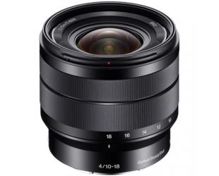 Objektyvas Sony SEL-1018 E 10-18mm F4 OSS Lens