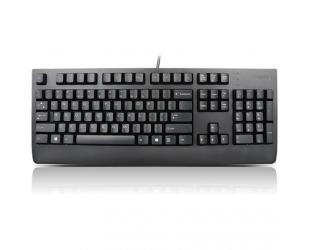 Klaviatūra Lenovo Preferred Pro II 4X30M86918 Keyboard, USB, Keyboard layout US English with Euro symbol, Black, No, English, Numeric keypad