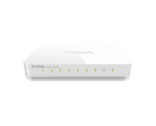 Komutatorius (Switch) D-Link DGS-1008A/D Unmanaged