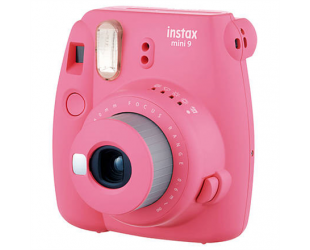 Momentinis fotoaparatas Fujifilm Instax Mini 9 Flamingo Pink