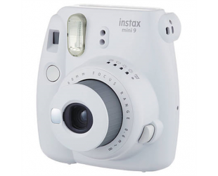 Momentinis fotoaparatas Fujifilm Instax Mini 9 Smokey White