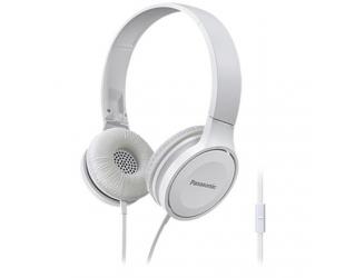 Ausinės Panasonic RP-HF100ME-W Microphone, White