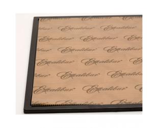 "Popierius džiovyklei Excalibur Paraflexx Ultra Non-stick Dehydrator Sheet Ultra 14"" x 14"", Brown"