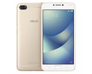 "Išmanusis telefonas Asus ZenFone 4 Max ZC554KL Sunlight Gold 5.5"" IPS 32 GB Dual SIM"