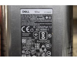 Įkroviklis Dell AC Power Adapter Kit 90W USB-C E5