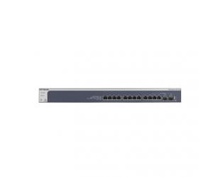 Komutatorius (Switch) Netgear XS712T-200NES Web Management