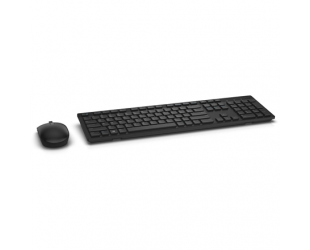 Klaviatūra+pelė Dell 580-ADFS NOR, belaidė