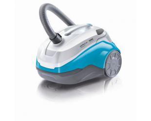 Dulkių siurblys Thomas Perfect Air Allergy Pure Wet and dry, Wet suction, galia 1600 W, Dust capacity 1.8 L, White/Blue