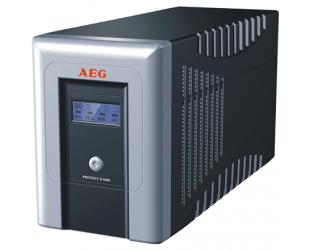 Nepertraukiamo maitinimo šaltinis AEG UPS Protect C. 1000VA, 700W