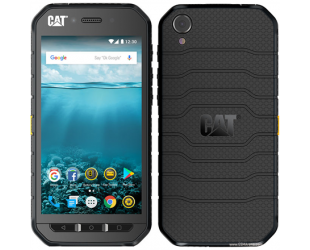 "Išmanusis telefonas CAT S41 Black 5.0"" 32 GB"