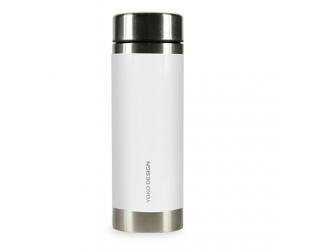 Termo puodelis Yoko Design Isotherm tea pot, White, tūris 0.35 L,