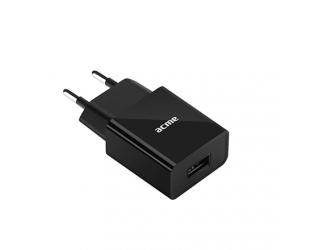 Įkroviklis Acme CH202 1 x USB Type-A, Black, DC 5 V, 2.4 A (12 W)