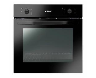 Orkaitė Candy Oven FCS100N/E 71 L, A, Electric, Manual, Rotary knobs, Height 60 cm, Width 60 cm, Black