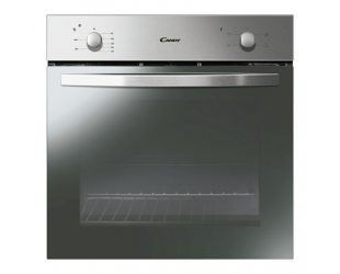 Orkaitė Candy FCS100X Multifunction, 71 L, Stainless steel, Manual, A, Rotary knobs, aukštis 60 cm, plotis 60 cm, Conventional
