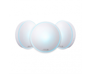 Maršrutizatorius Asus Lyra Home WiFi Mesh System MAP-AC2200 3-PK