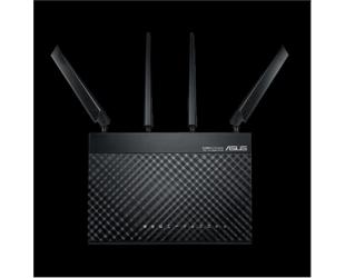 Maršrutizatorius Asus LTE Modem 4G-AC68U 802.11ac