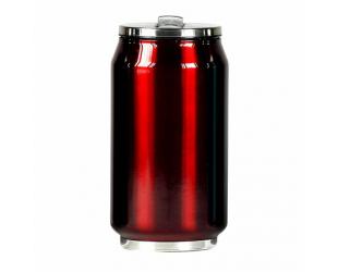 Termo gertuvė Yoko Design 1296-7674R, Shiny Red, tūris 0.5 L