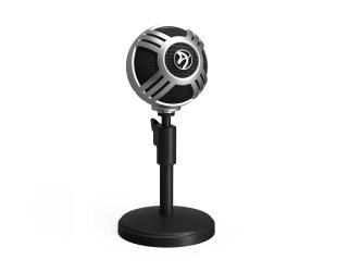 Mikrofonas Arozzi SFERA-PRO-SILVER