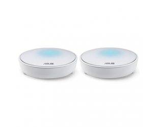Maršrutizatorius Asus Lyra Home WiFi Mesh System MAP-AC2200 2-PK