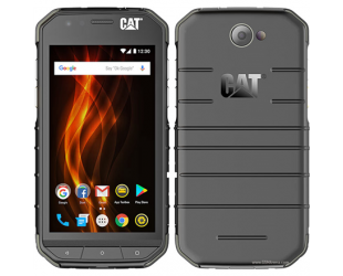"Mobilusis telefonas CAT S31 Black 4.7"" 16GB Dual SIM"
