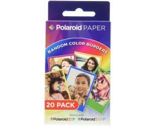 """Momentinis fotopopierius Polaroid Rainbow, skirtas Snap ir Snap Touch, 20 vnt, 2x3"""""""