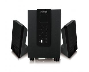 Kolonėlė Microlab Speakers M-100BT 3, 10 W
