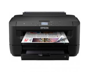 Rašalinis daugiafunkcinis spausdintuvas Epson with two trays WF-7210DTW