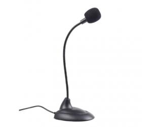 Mikrofonas Gembird Desktop microphone MIC-205 Black, 3.5 mm