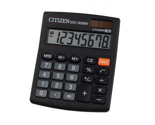 Skaičiuotuvas Citizen Calculator SDC 805BN