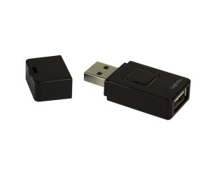 USB adapteris Logilink Express USB Charger USB A female, USB A male
