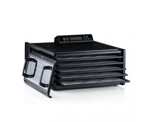 Vaisių džiovyklė Food Dehydrator Excalibur 4548CDFB Black, 400 W, Number of trays 5, Temperature control, Integrated timer