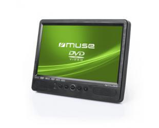 """Automobilinis DVD grotuvas Muse DVD M-1095CVB 2 vnt DVD grotuvai su 10"""" ekranu, USB"""