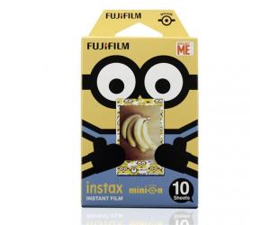 Momentinis fotopopierius Fujifilm Instax Mini Minion, 10 vnt