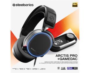 Žaidimų ausinės SteelSeries 61453