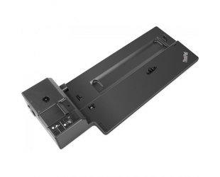 Jungčių stotelė Lenovo ThinkPad Basic Docking Station, max 1 display, Ethernet LAN (RJ-45) ports 1, VGA (D-Sub) ports quantity 1, DisplayPorts quantity 1, USB 2.0 ports quantity 2 x USB 2.0 with 1 x Always-On USB charging, Ethernet LAN
