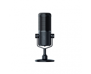 Mikrofonas Razer Professional Grade Dynamic Streaming Microphone, Seiren Elite, Black, USB