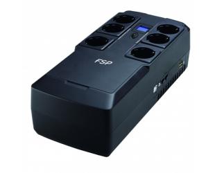 Nepertraukiamo maitinimo šaltinis FSP UPS Nano FIT 600 600VA, 360W, 220 V, 180~270  V