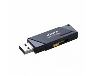USB raktas ADATA UV230 32GB USB 2.0 Black