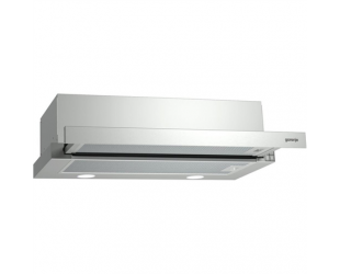 Gartraukis Gorenje BHP623E10X 60 cm 328 m³/h 67 dB Stainless steel