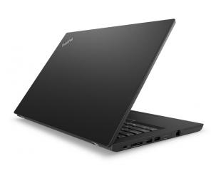 "Nešiojamas kompiuteris Lenovo ThinkPad L480 Black 14"" IPS FHD i5-8250U 8GB Windows 10 Pro"