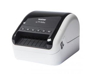 Terminis etikečių spausdintuvas Brother QL-1110NWB Mono, Thermal, Label Wi-Fi, White/ Black