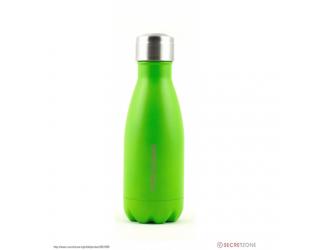 Termo gertuvė Yoko Design 1336-7750F Mat coat green, tūris 0.26 L, skersmuo 6.5 cm