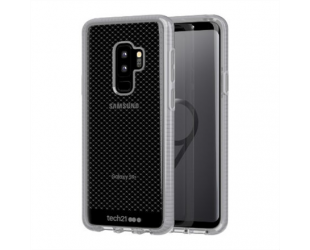 Dėklas Tech21 Evo Check for Samsung Galaxy S9 Plus, Gray