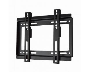 """Laikiklis Gembird Wall mount, WM-37F-01, 17-37 """", Fixed, 200x200 mm, Black"""