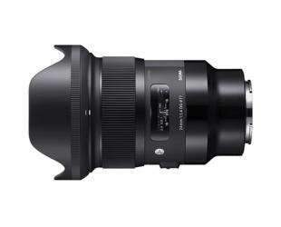 Objektyvas Sigma 24mm F1.4 DG HSM Sony E-mount [ART]